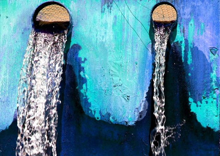 Aqua Meets Agua